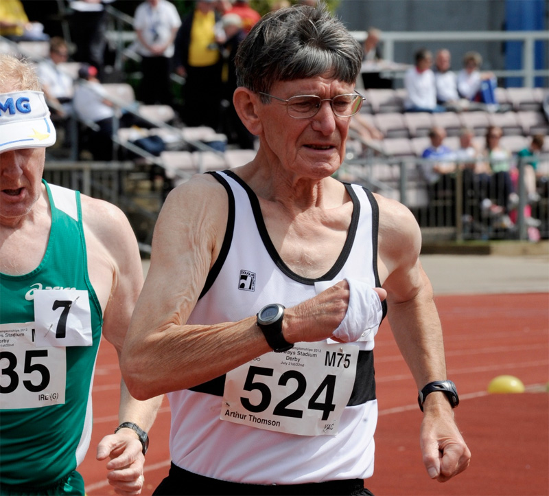 ... was nominated in 2006 by Eurovets for IAAF Masters Athlete of the Year.