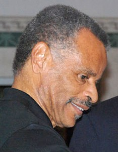 George in 2007