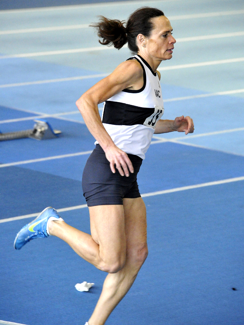 Clare is captured by Tom Phillips at Lee Valley meet.