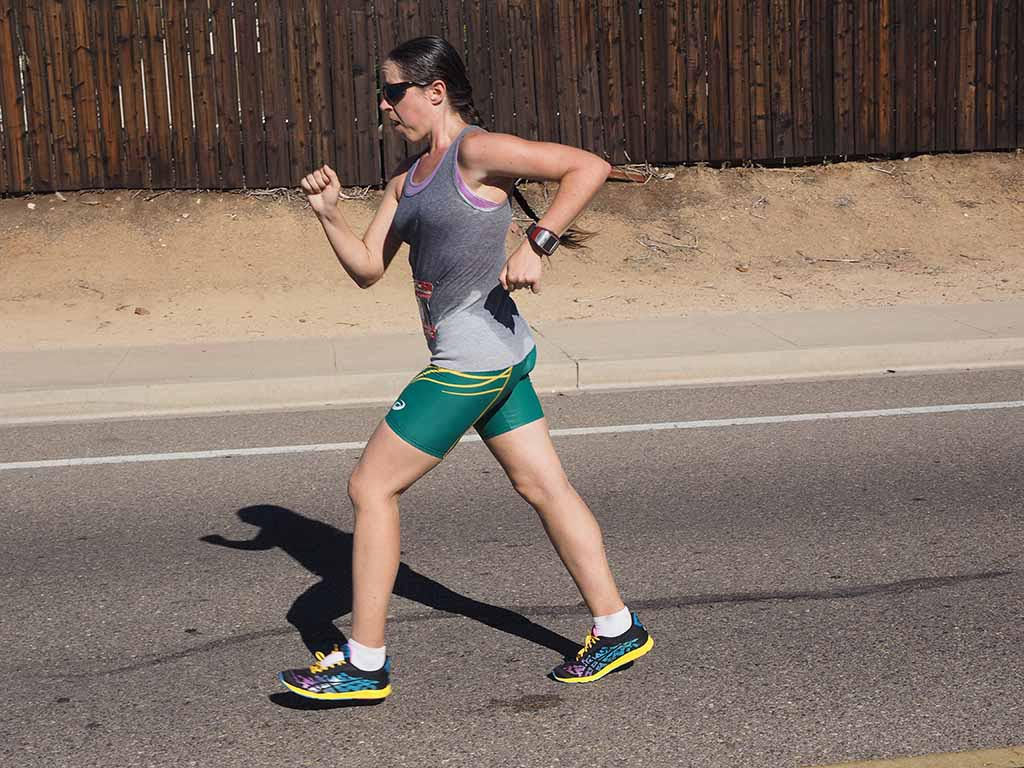 Calvin Lau, a dentist in the L.A. area, captured Erin's form at sizzling 50K.