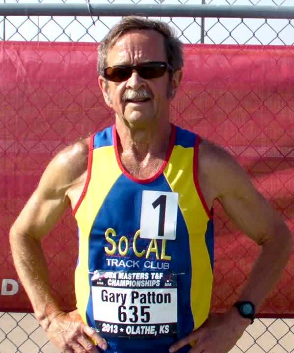 Gary at 2013 nationals