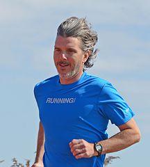 Jon also runs the run.