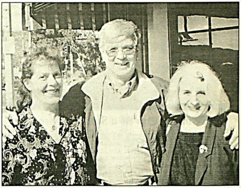 Photo from April 1998 issue (page 7) shows Suzy Hess, Jerry Wojcik and Angela Egremont, who did much of the NMN grunt work for many years.