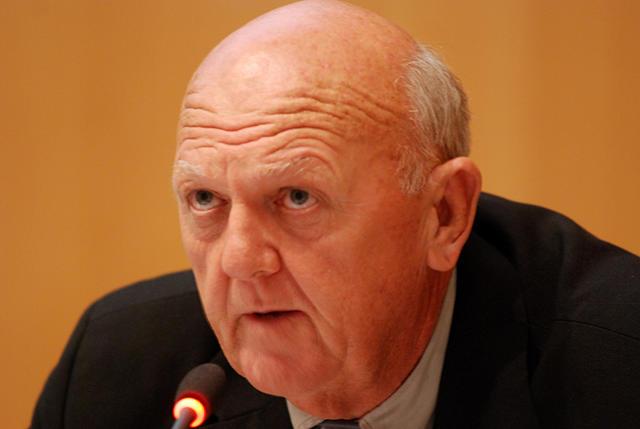Stan Perkins is Aussie prez of WMA.