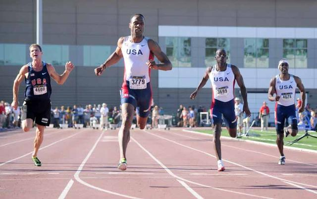 Willie won the M50 100 at 2011 Sacramento worlds in 10.96. He's not much slower now.