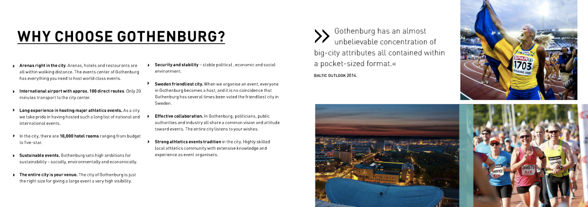 Here's info from Gothenburg 2020 bid site, which isn't easy to find.