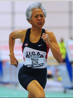 Irene will be honored at Jesse Owens dinner Thursday.